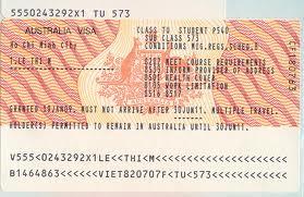 DỊCH VỤ VISA DU LỊCH AUSTRALIA